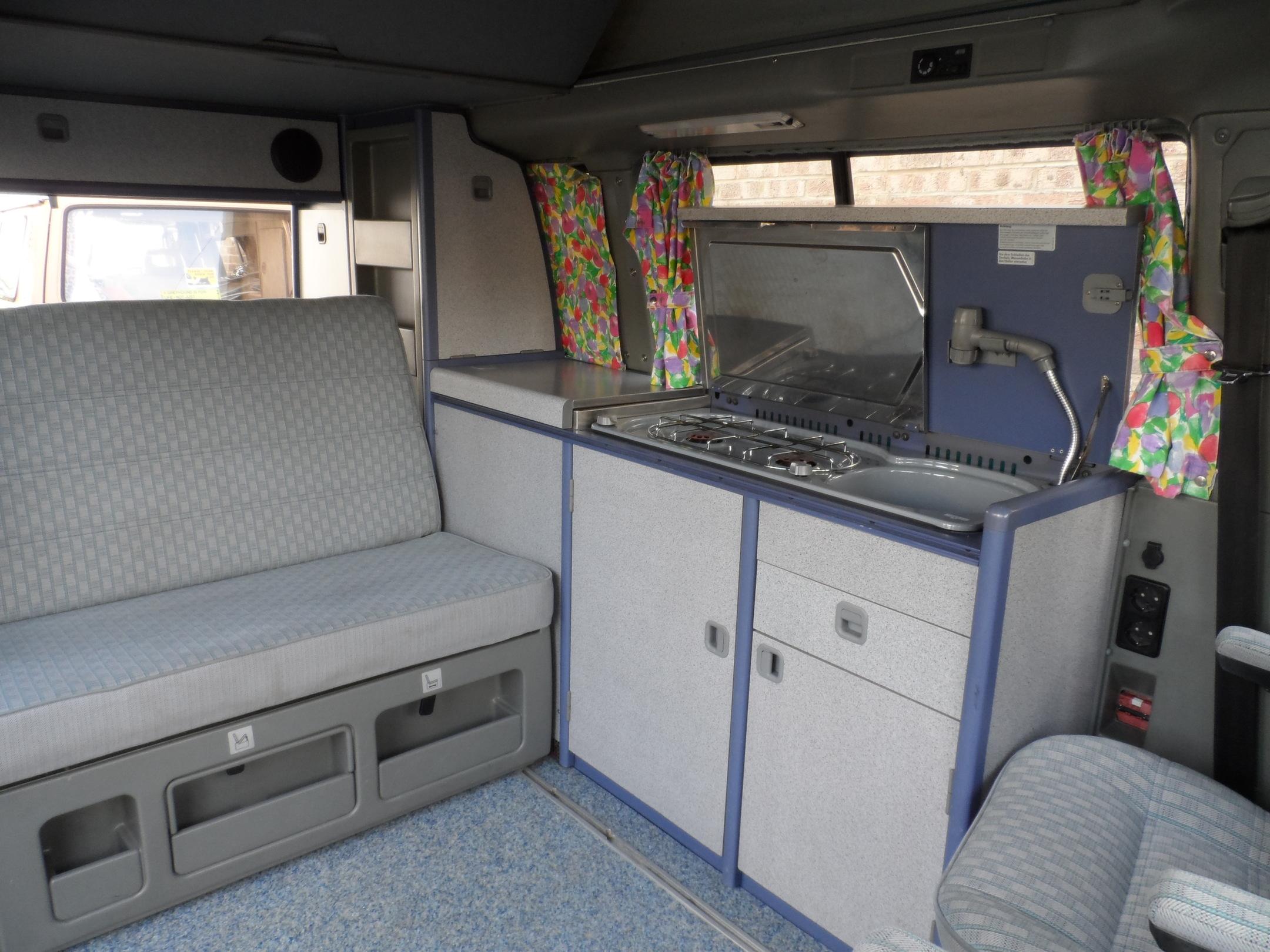 vw t4 westfalia california. Black Bedroom Furniture Sets. Home Design Ideas