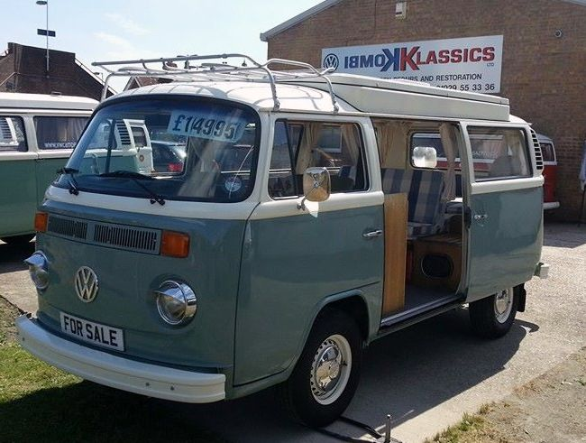 VW T2 for sale